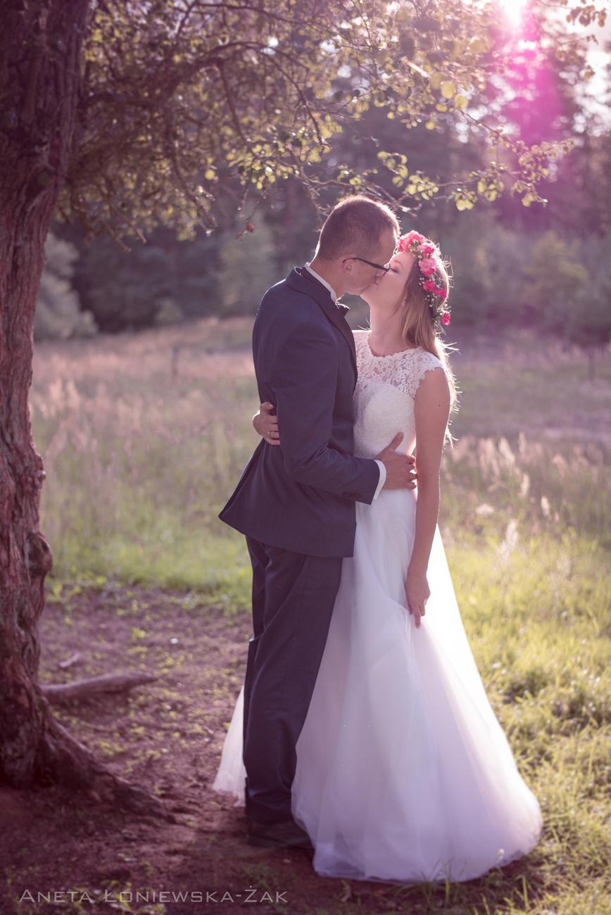 fotografia ślubna podlaskie, plener ślubny