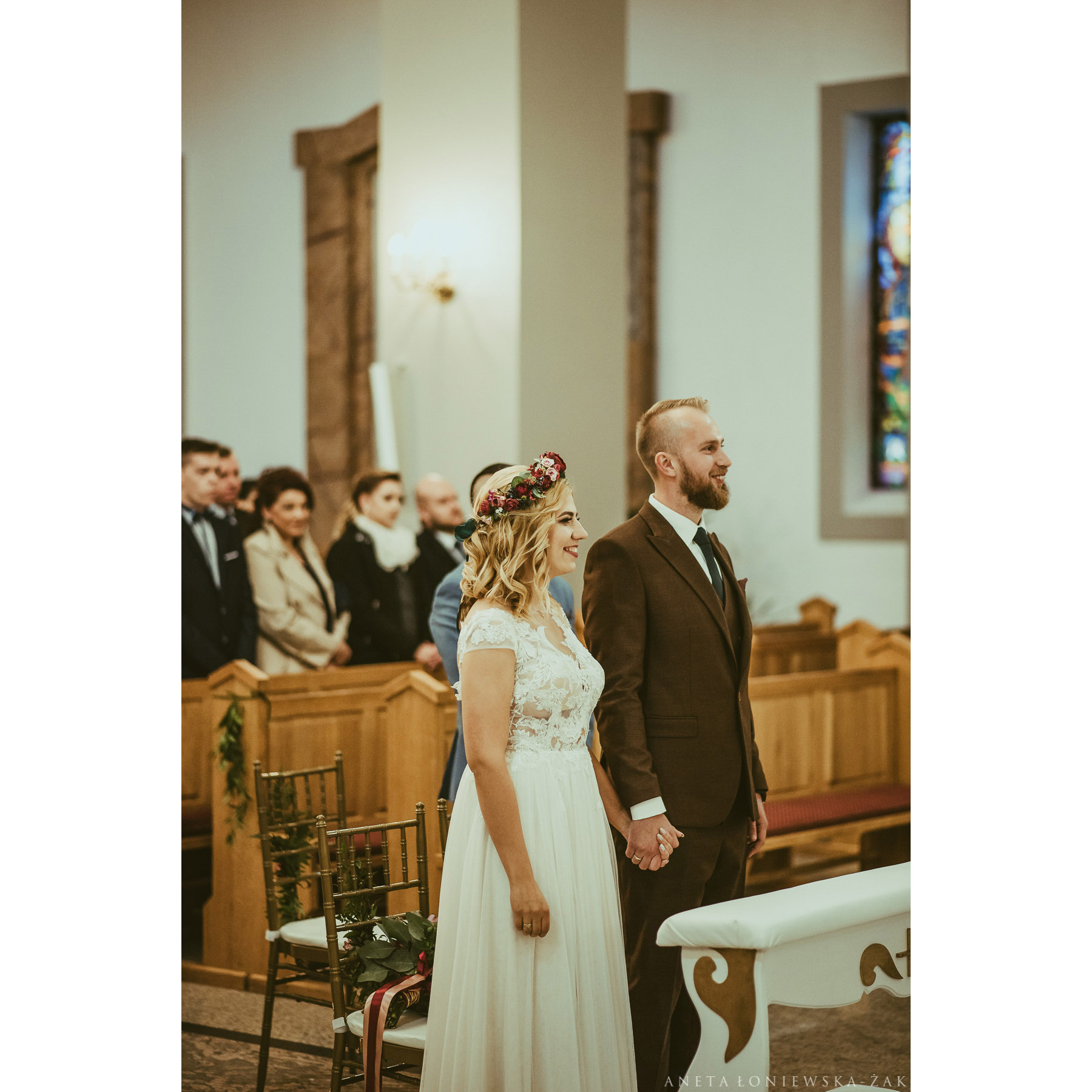 wesele leśników, ślub w stylu leśnym, ślub rustykalny podlasie, ślub boho podlasie, fotograf boho podlasie, fotograf ślubny białystok, ślub boho białystok